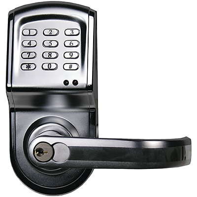 Linear® Electronic Access Control Cylindrical Lockset