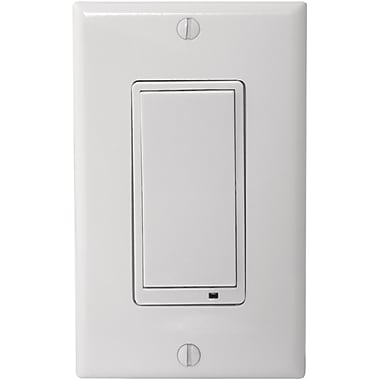 Linear® Z-Wave® 3-Way Wall-Mount Dimmer Accessory Switch