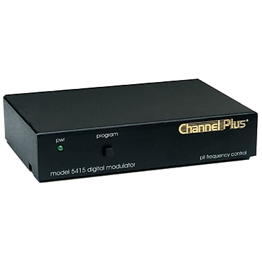 Channel Plus® Digital Modulator, Single Source