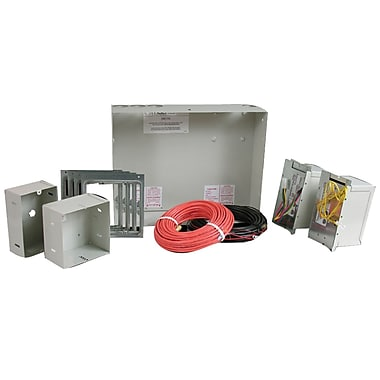 M&S Systems® CD Combination Wall Housing/Rough-In Ring Kit