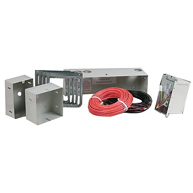 M&S Systems® Wall Housing/Rough-In Ring Kit