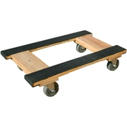 Monster Trucks® 4-Wheel Piano Wooden H Dolly, (MT10001)