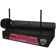 Nady® UHF 4 High Band Wireless Handheld Microphone System