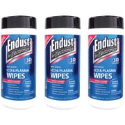 Endust® LCD And Plasma Monitor Pop-Up Wipes Kit