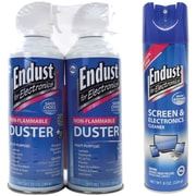 Endust® Cleaning Kit With 10 oz. Air Duster