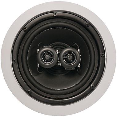 ArchiTech AP-611 Pro Single-Point In-Ceiling Stereo Loudspeaker, 6.5