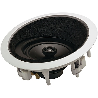 ArchiTech AP-615 LCRS Pro Angled LCR In-Ceiling Loudspeaker, 6 1/2