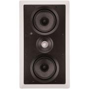 "ArchiTech Kevlar® PS-525 LCRS 5 Dual LCR In-Wall Speaker, 1/4"", 150W, Black"