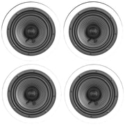"ArchiTech Premium X-4BULK 6.5"" Ceiling Speaker, 80W, 4/Pack"