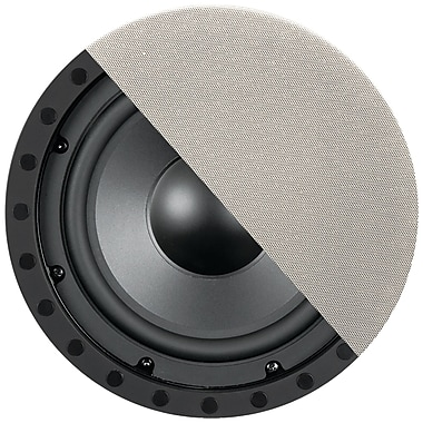 OEM Systems SE-80SWF Round In-Wall/Ceiling Subwoofer, 8