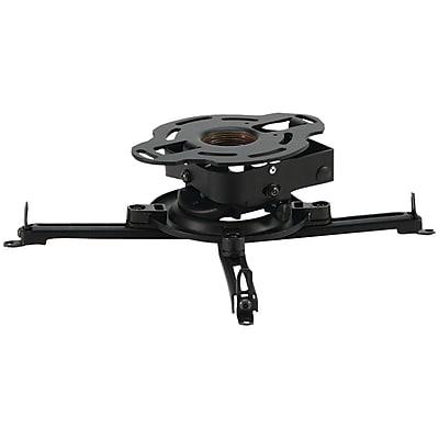 Peerless-AV® PRSS Universal Mount For Projector Up To 50 lbs., Black, (PEEPRSSUNV)