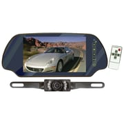 "Pyle® PLCM7200 Backup Camera and Rearview Monitor Parking Assist System With 7"" LCD Display"