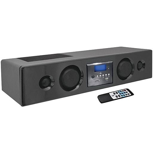 Pyle® Bluetooth Soundbar With USB/SD/FM Radio and Wireless Remote