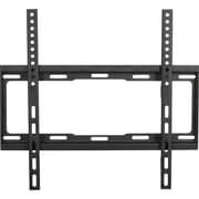 "RCA Ultra-Thin Adjustable Wall-Mount For 32-55"" Flat Panel LCD/LED TV Up To 77 lbs (RCAMAF55BKR)"