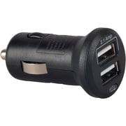 RCA 2.1-Amp 2-Outlet DC to USB Mini Power Adapter (MINIME2Z)