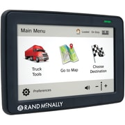 "Rand McNally RDY1707 IntelliRoute® TND™ 530 GPS Device, 5"""