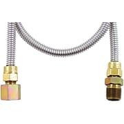 """Dormont® 48"""" Gas Dryer With Water Heater Flex-Line"""