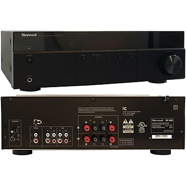 Sherwood® AM/FM Stereo Receiver With Bluetooth, 200 W