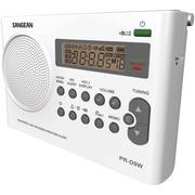 Sangean PR-D9W AM/FM/Weather Alert Rechargeable Portable Radio (SNGPRD9W)