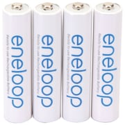 Panasonic Eneloop™ Ni-MH AAA Rechargeable Batteries, 4/Pack
