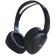 SSL Wireless Over-Ear Folding IR Headphone, Black