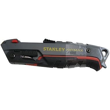 Stanley® FatMax® Retractable Safety Knife, Gray