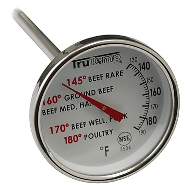 Taylor® TruTemp® Meat Dial Thermometer