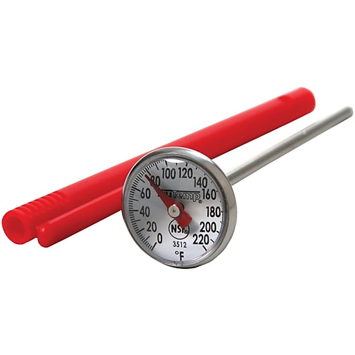 Taylor® TruTemp® Analog Instant Read Thermometer