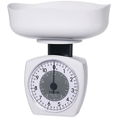 Taylor® 11 lbs. Mechanical Kitchen Scale
