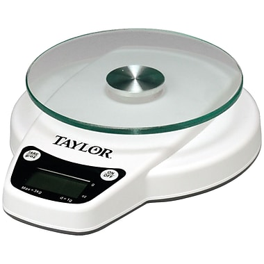 Taylor® 8.8 lbs. Digital Kitchen Scale