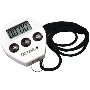 Taylor Pro – Chronomètre/minuterie numérique pour cuisinier (TAP5816N)