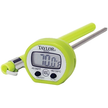 Taylor® Digital Instant Read Thermometer