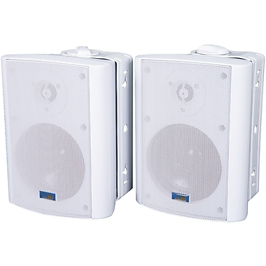 TIC ASP60 Architectural Outdoor Patio Speaker, 75 W, White