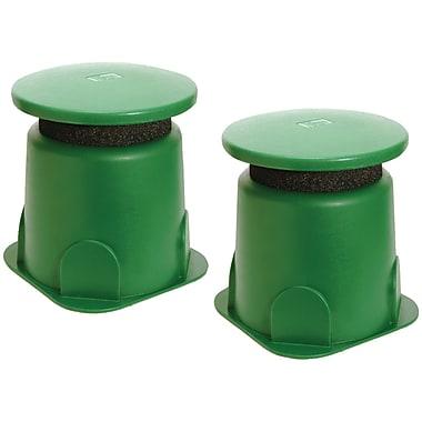 TIC – Haut-parleur Omni miniature d'extérieur de 5 1/4 po, 100 W, vert (TICGS5)