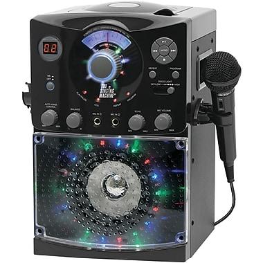 Singing Machine® Sound And Light Show Karaoke System, Black,13.1