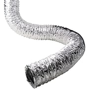 Lambro® Aluminum Flex Duct, 50' (650 / AF450UL)