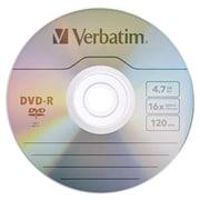 Verbatim – DVD-R de 4,7 Go, 16x (VTM97957)