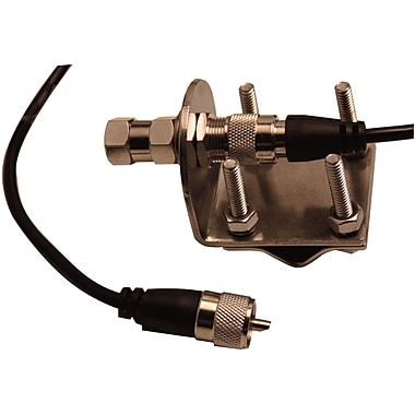 Browning® BR-MM-18 Mirror-Mount Kit with CB Antenna Coaxial Cable