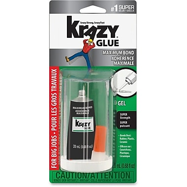 Elmer's® Krazy Maximum Bond Glue Gel (EPI10800LMR)
