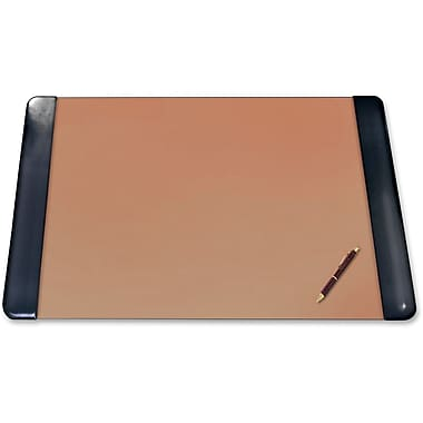 Artistic Classic Padded Sides Blotter Desk Pad, 19