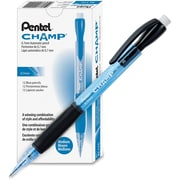 Pentel Champ Mechanical Pencil 0.7m, 12/Pack