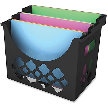 Deflect-O® Desktop Hanging File Folder
