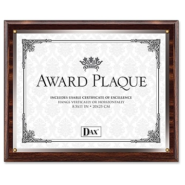 Burns Group Wooden Insert Plaques, 8-1/2