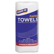 Genuine Joe – Rouleau de serviettes de papier, 2 épaisseurs, 24/boîte