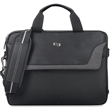 US Luggage Laptop Slim Briefcase