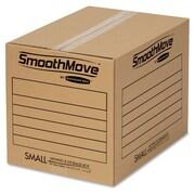 Bankers Box® SmooveMove Small Basic Moving Box, 25/Pack (FEL7713801)