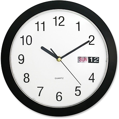 Artistic Round Frame Wall Clock, 12
