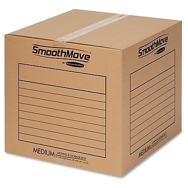 Fellowes SmooveMove – Boîtes moyennes de déménagement, 20/paq.