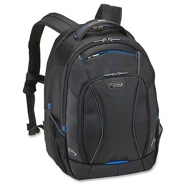 US Luggage – Sac à dos avec panneau dorsal en maille pour ordinateur portatif, 17,3 po