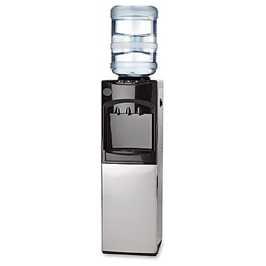 Genuine Joe 20L Freestanding Water Cooler Cabinet
